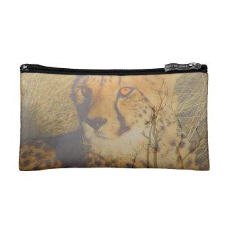 Magic Animals Cheetah Makeup Bags