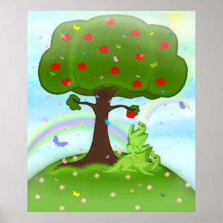 Magic appel poster