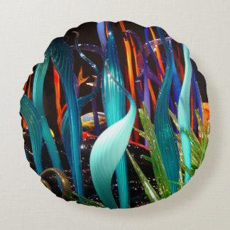 Magic Art Round Pillow