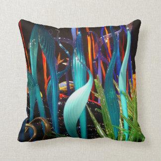 Magic Art Throw Pillow