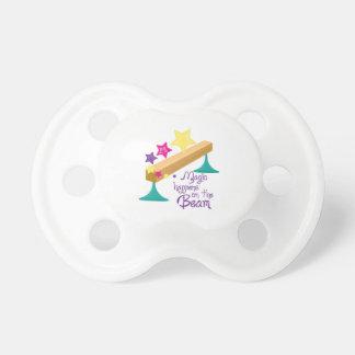 Magic Balance Beam Baby Pacifier