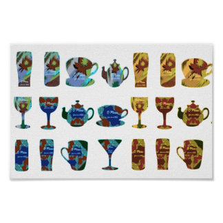 Magic  BAR  :  GRAND PARTY DECORATIONS Posters