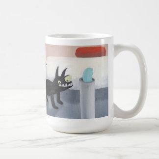 Magic Bean 2-sided Coffee Mug