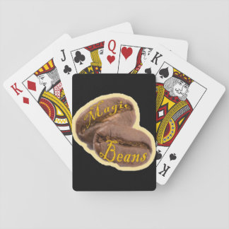 Magic Beans Playing Cards