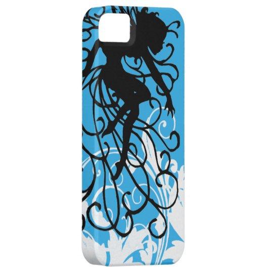 Magic Blue  iPhone Case