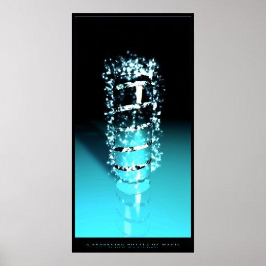 magic bottle poster
