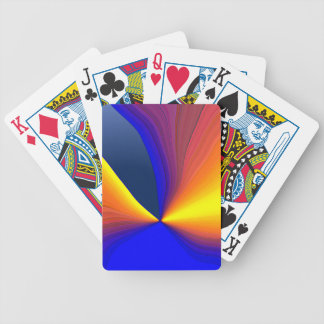 Magic Brush Color Playing Cards