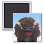 Magic Buffalo Magnet