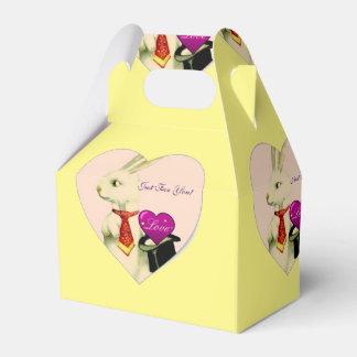 MAGIC BUNNY BOX- SPRING CELEBRATION-FAVOR FAVOR BOX