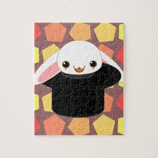 magic bunny jigsaw puzzles
