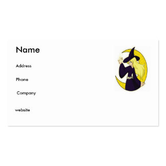 Magic business cards