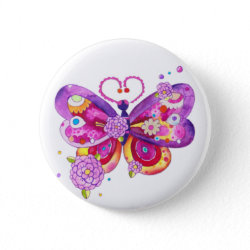 Magic Butterfly button