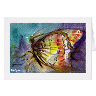 MAGIC BUTTERFLY CARD