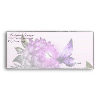 Magic Butterfly Custom Envelope 2