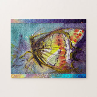 MAGIC BUTTERFLY JIGSAW PUZZLE