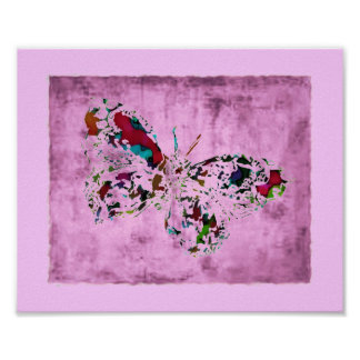 Magic Butterfly ~ Print / Poster