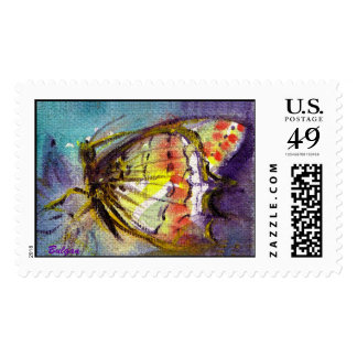 MAGIC BUTTERFLY STAMP