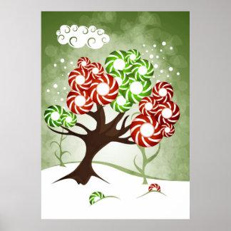 Magic Candy Tree - V2 Print