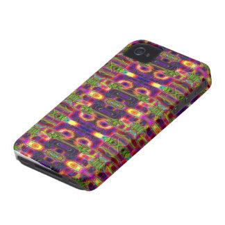 Magic Carpet design iPhone 4 Case-Mate Case
