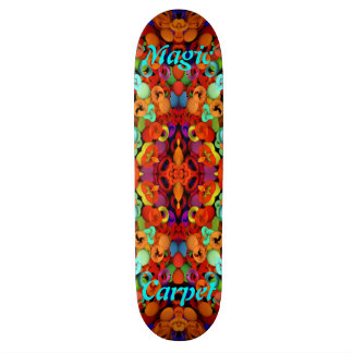 """""""Magic Carpet"""" Marakesh Mandala Skateboard"""