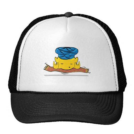 magic carpet meditation trucker hats