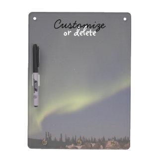 Magic Carpet Ride; Customizable Dry-Erase Board
