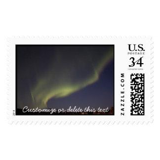 Magic Carpet Ride; Customizable Postage Stamp