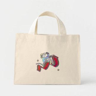 Magic Carpet Ride Mini Tote Bag