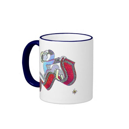 Magic Carpet Ride mug