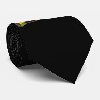 Magic Carpet Ride Tie (Black)