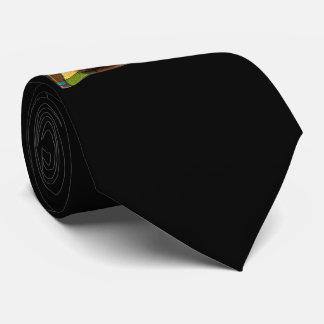 Magic Carpet Ride Tie (Black)