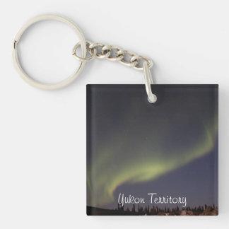 Magic Carpet Ride; Yukon Territory Souvenir Keychain