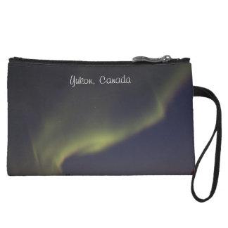 Magic Carpet Ride; Yukon Territory Souvenir Wristlet Wallet
