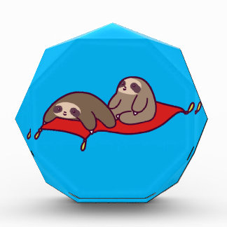 Magic Carpet Sloths Award