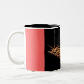 Magic Carpet Two-Tone Coffee Mug