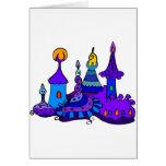 Magic Castle - Secret Mistery Fantasy Enchanted Cards