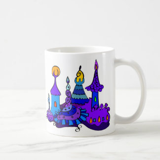 Magic Castle - Secret Mistery Fantasy Enchanted Coffee Mug