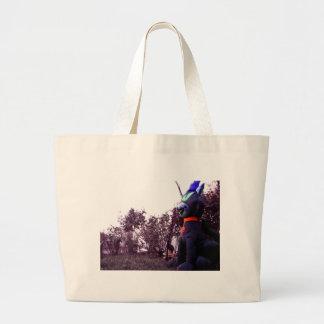 Magic Cat Large Tote Bag