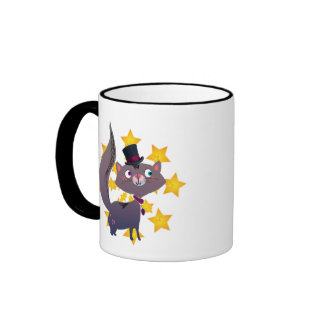 Magic Cat with Top Hat Mug
