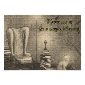 Magic Chamber Invitation