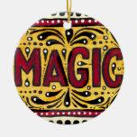 Magic Christmas Ornaments