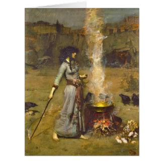 Magic Circle 1886 Card