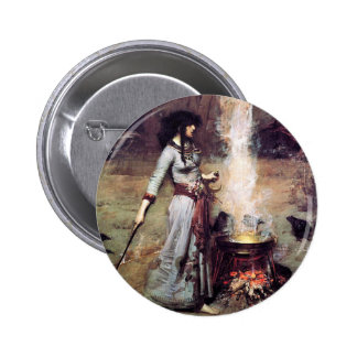 Magic Circle 1886 Waterhouse Buttons