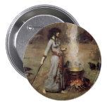 Magic Circle Pinback Buttons