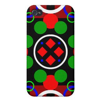 Magic Circles iPhone 4/4S Covers