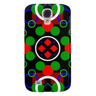 Magic Circles Samsung Galaxy S4 Case
