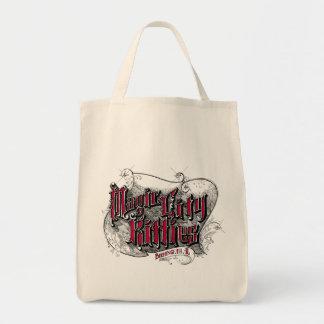 Magic City Kitties Grocery Tote
