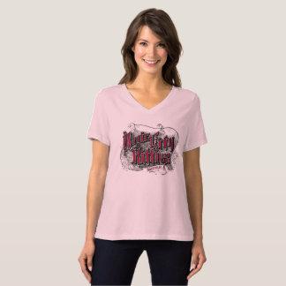 Magic City Kitties Women's V-neck T-Shirt