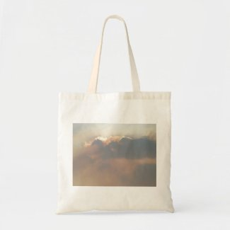 magic clouds canvas bags