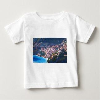Magic Coastline and Scenery in Amalfi, Italia Baby T-Shirt